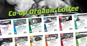 Organic Fairly Traded Coffee