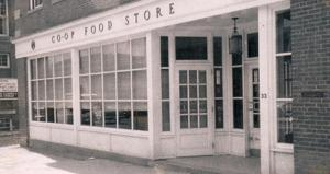 Historic Co-op Storefront
