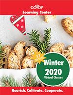 winter 2020 class brochure